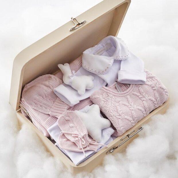 Ideia de presente ao recém-nascido - Saída de maternidade Petrushko Baby - It Mãe