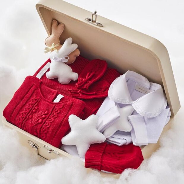 Ideia de presente ao recém-nascido - Saída de maternidade completa Petrushko Baby - It Mãe